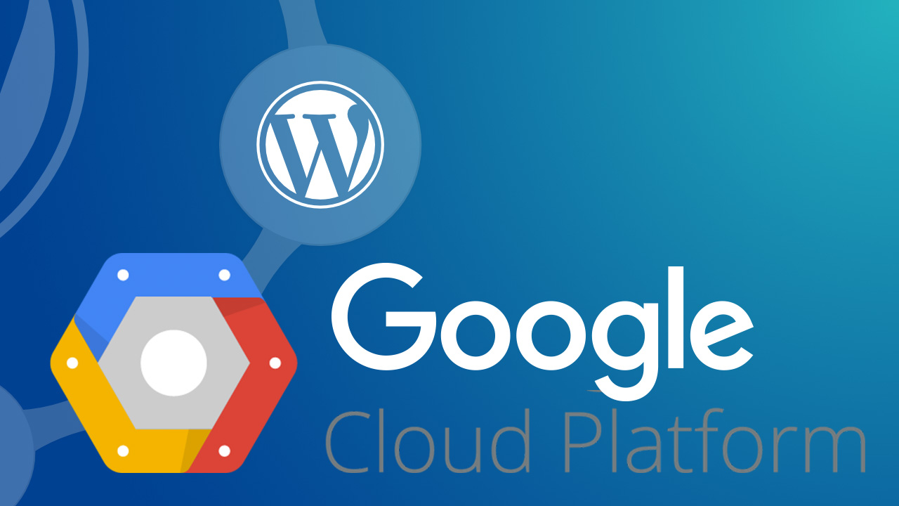 Wordpress in Google Cloud