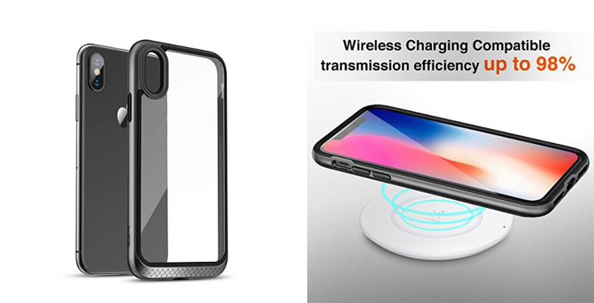 iPhone X Wireless Charging Cases