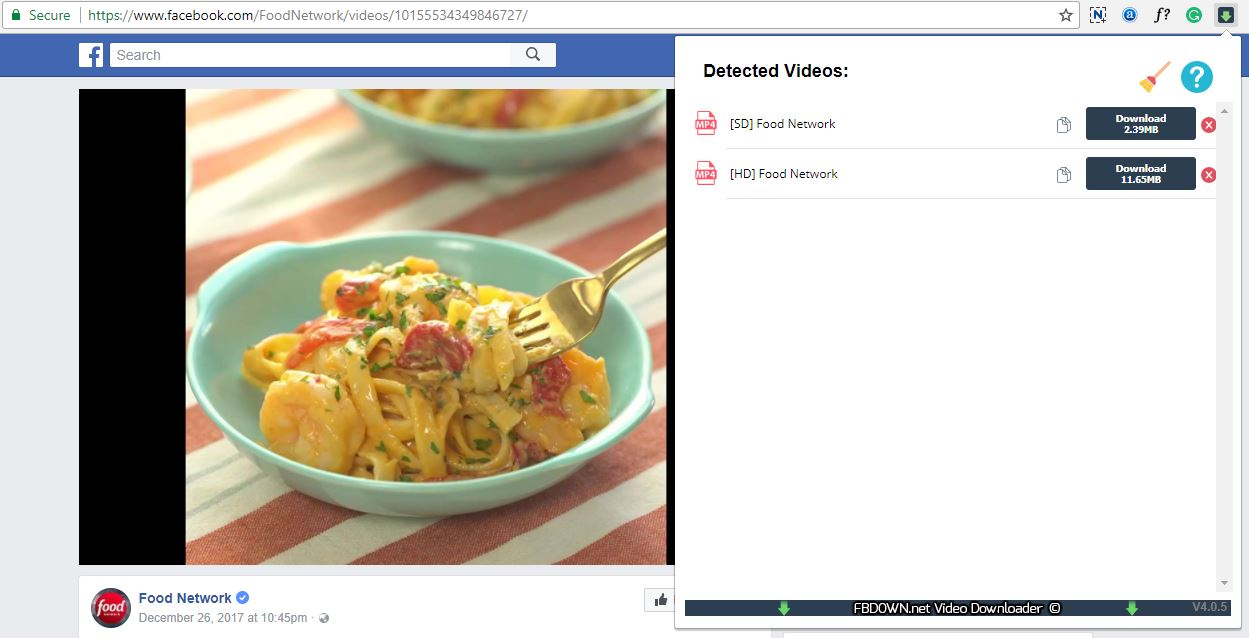 How to Download Facebook video in HD quality? No 3rd party tools