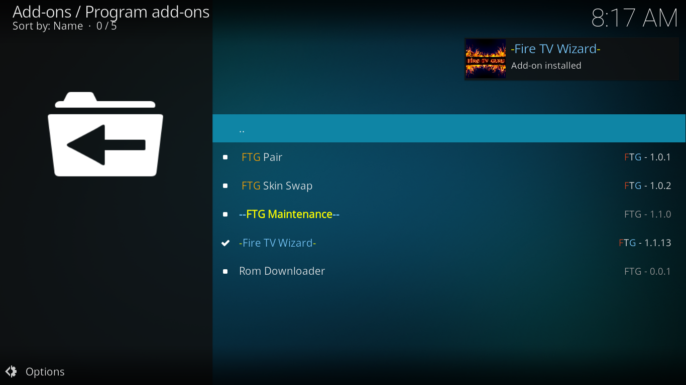 Step By Step Kodi Fire Tv Guru Build Installation Guide Fast Servers