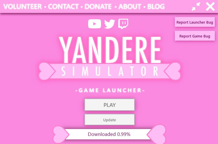Download Yandere Simulator Original Game