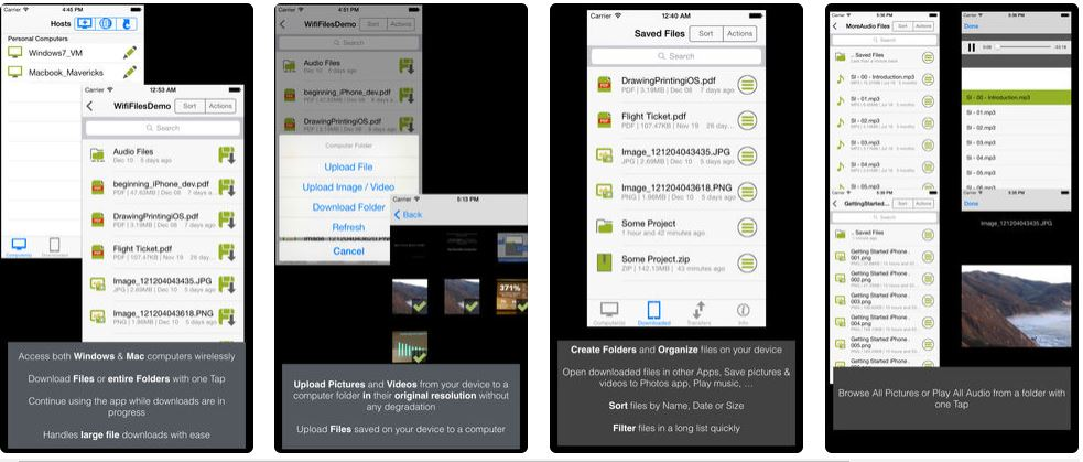 File Manager Apps for iPhone