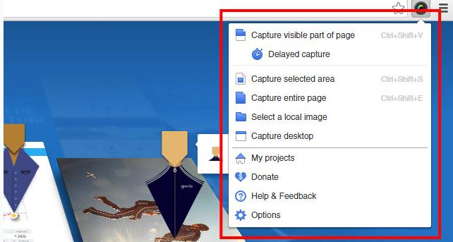 Nimbus screenshot not working - Solution and Alternative Extension