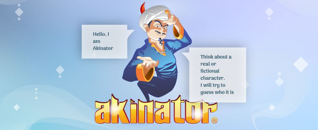 Akinator unblocked - How to Access the game at School, college & Office