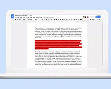 How to add Strikethrough in google docs? Quick & Easy method