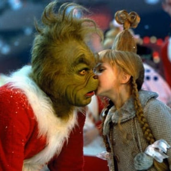 The Grinch and Cindy Lou Christmas
