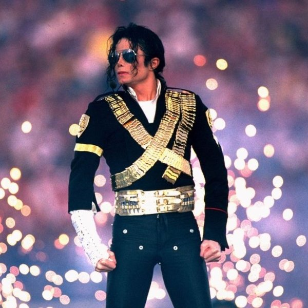 Presentation Michael Jackson Super Bowl 1992