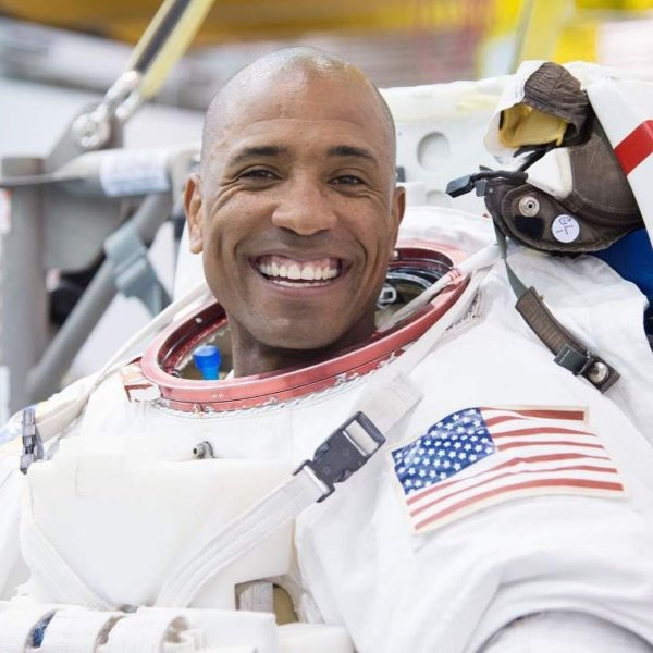 Victor Glover SpaceX Crew-1 mission