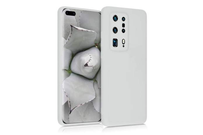 Kwmobile TPU silicone case for Huawei P40 Pro Plus
