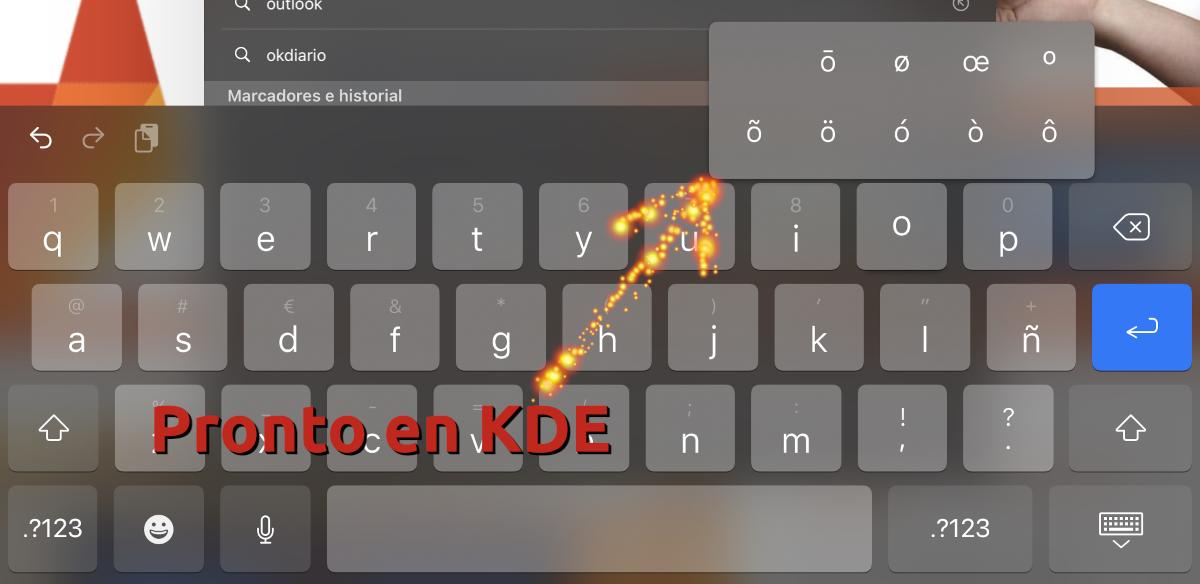 KDE prepares something like this