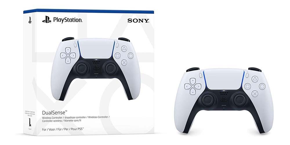 Sony DualSense remote