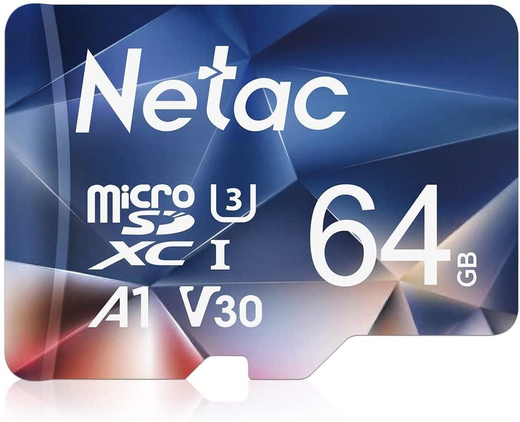 Netac microSD