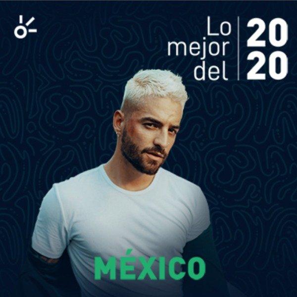 The best of 2020 Mexico in Claro music Maluma