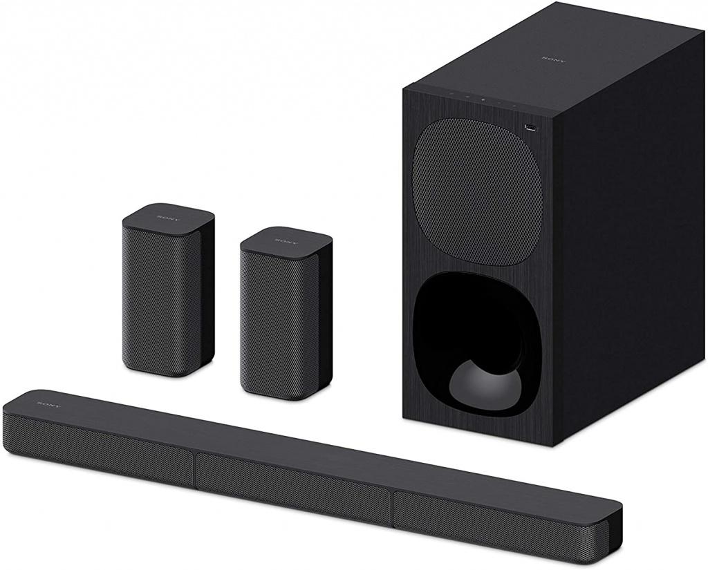 Sony HT-S20R soundbar design
