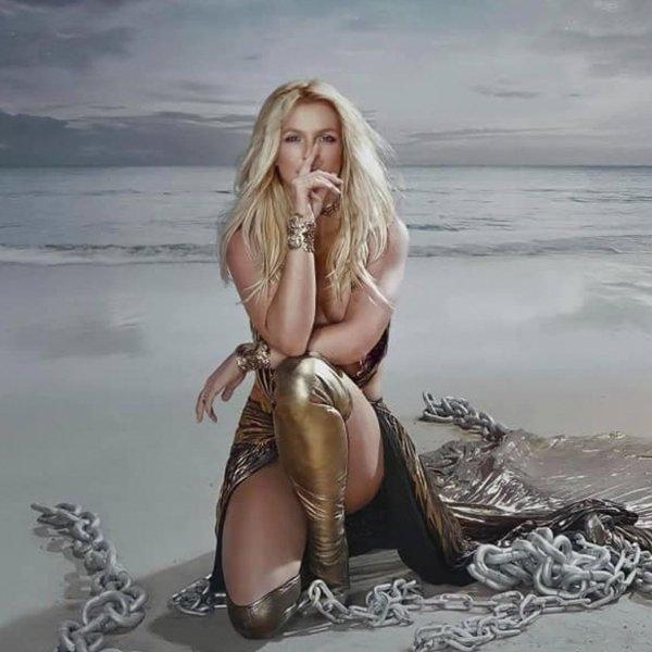 Britney Spears album Swimming in the Stars