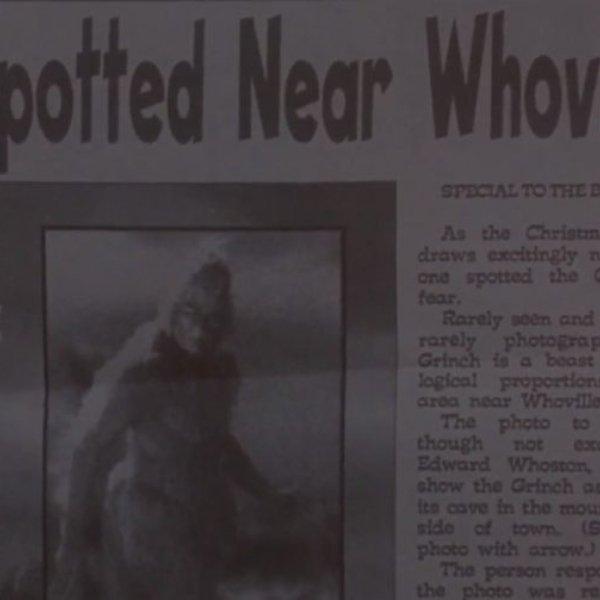 Reference to Bigfoot newspaper
