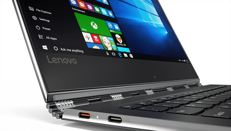 Lenovo Yoga 910 Convertible Laptop