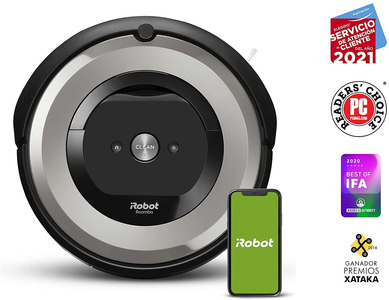 IRobot Roomba e5154 Robot Vacuum Cleaner
