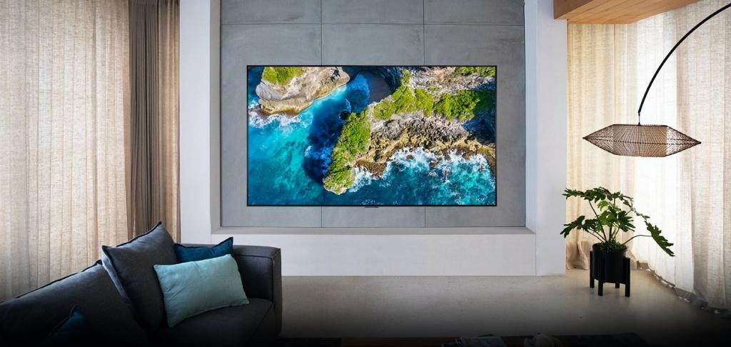 LG CX OLED Smart TV