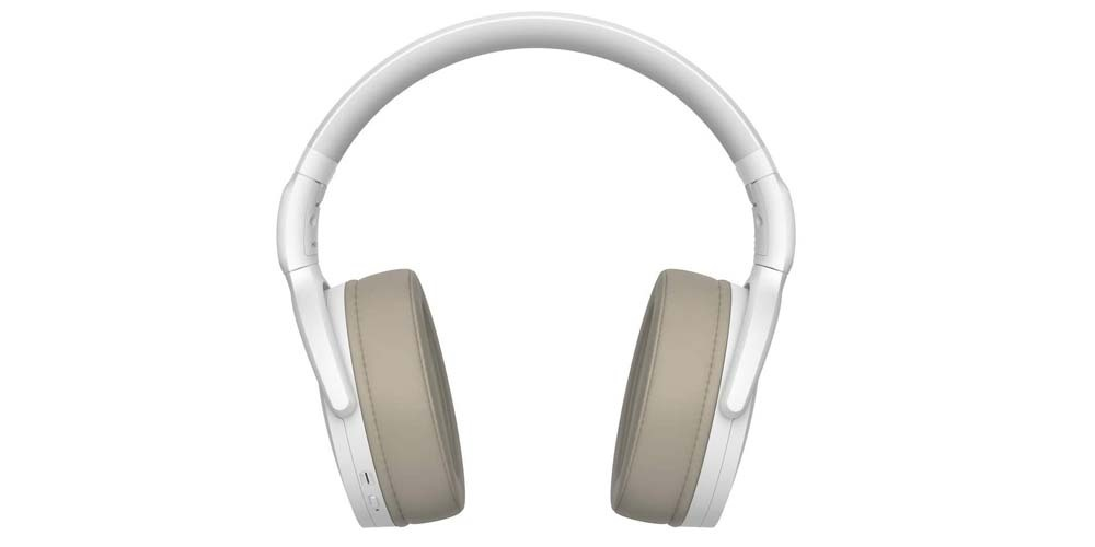 Sennheiser HD 350BT Bluetooth Headphones White