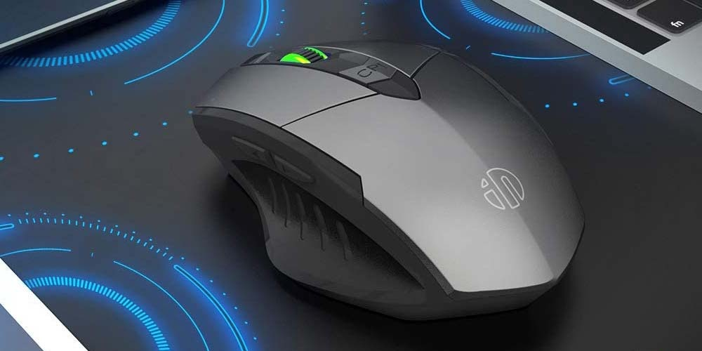 Wireless mouse connectivity