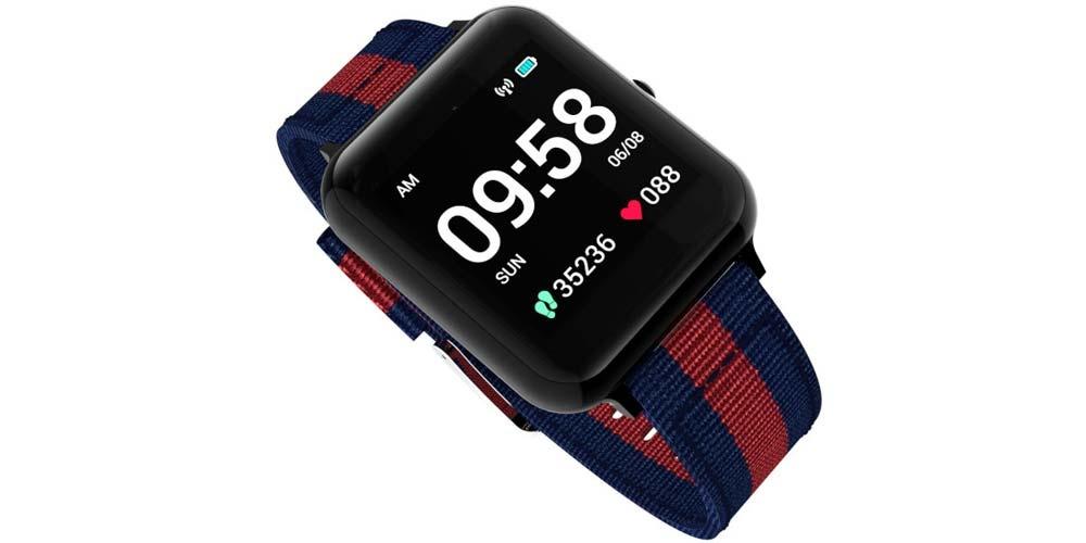 Lenovo S2 smartwatch screen
