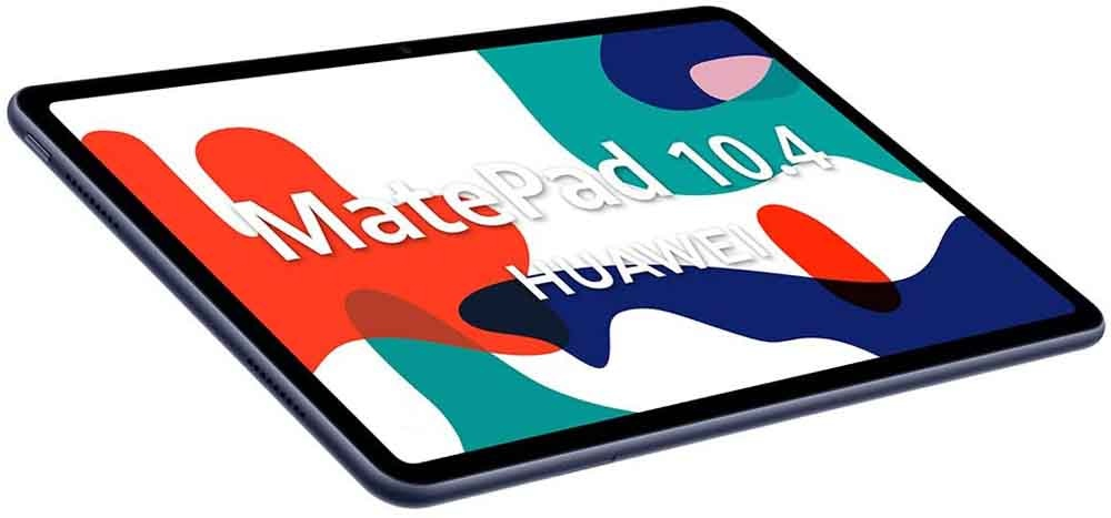 Side of the tablet Huawei MatePad 10.4