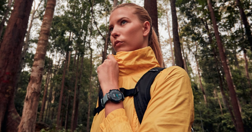 smartwatch Huawei Watch GT2 promotional image