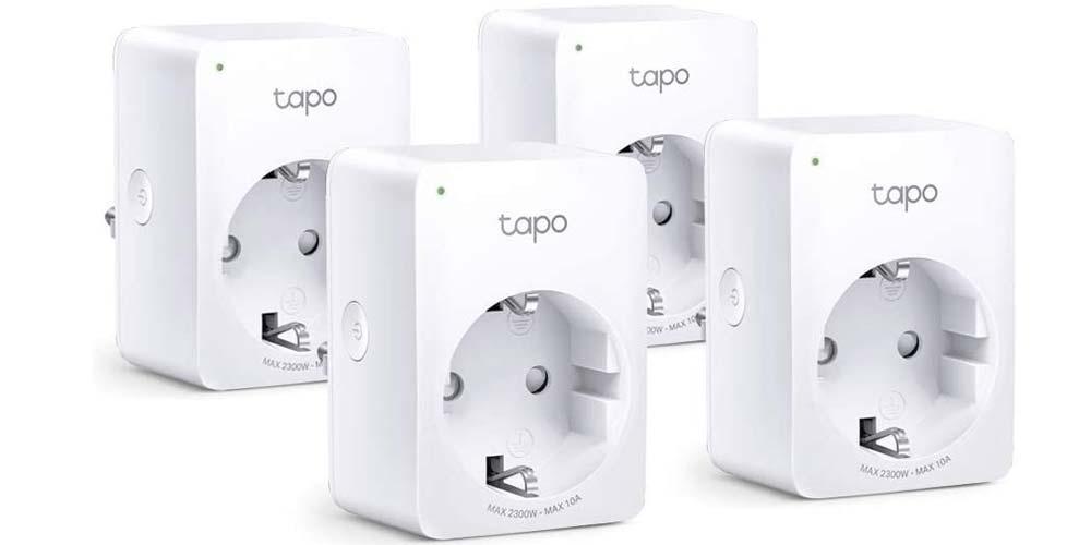 TP-Link Tapo P100 Smart Plugs