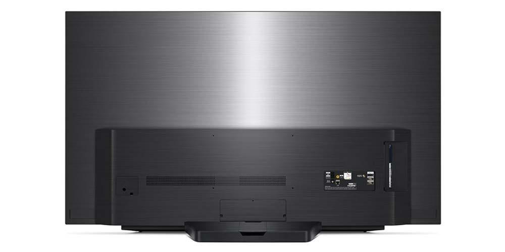 LG OLED55CX3LA Smart TV connections