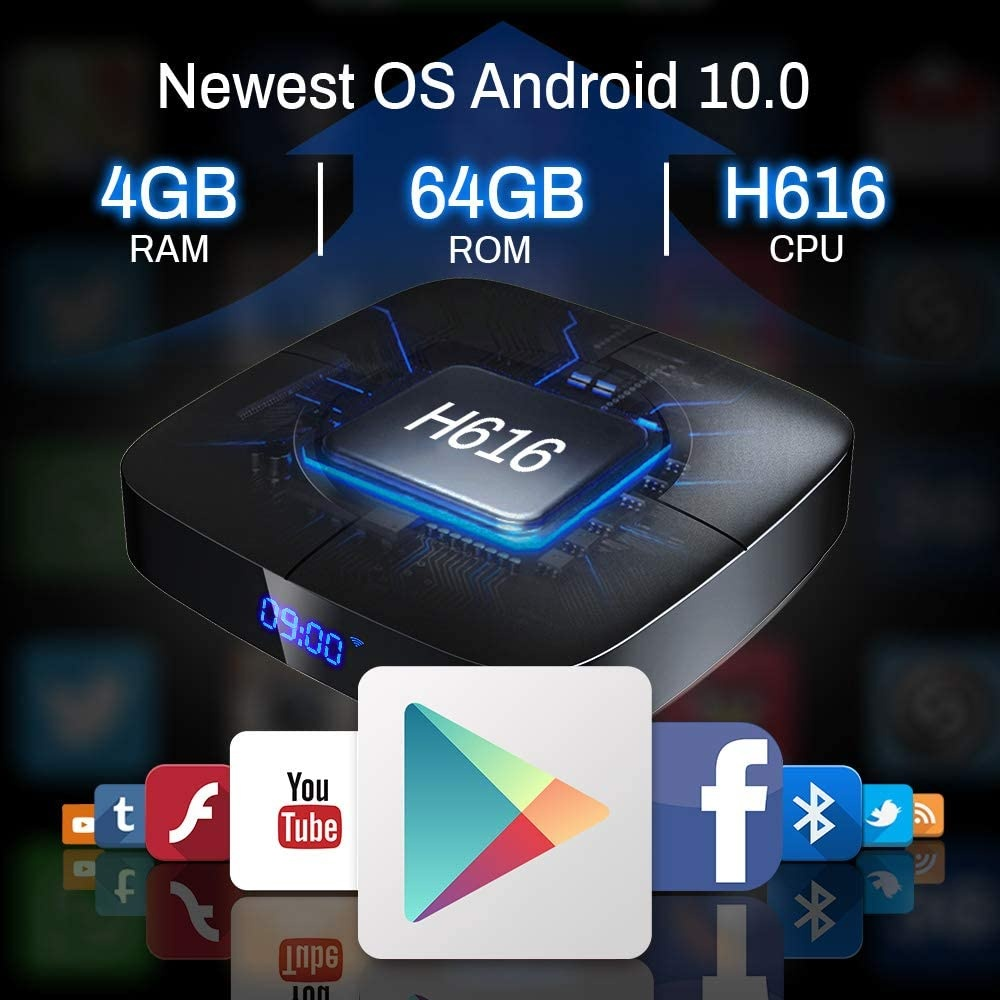 Android TV Box Magcubic
