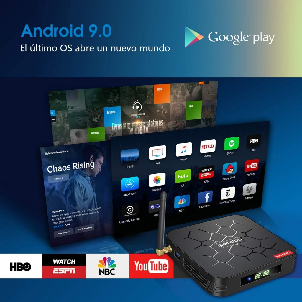 Android 9.0 TV Box