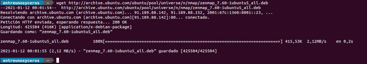download zenmap