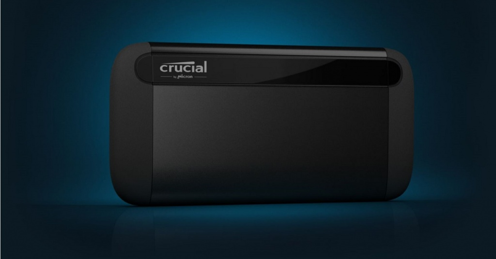 Crucial CT1000X8SSD9