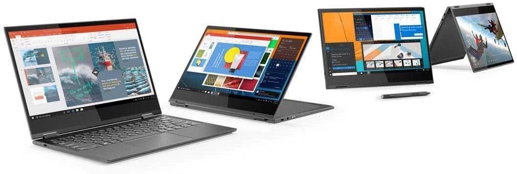 Lenovo yoga c630 convertible laptop
