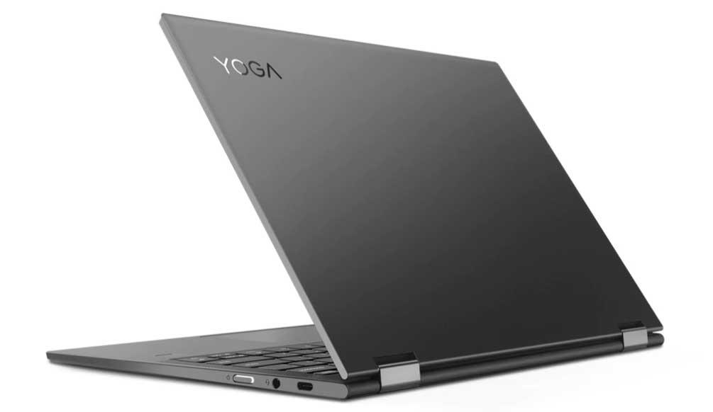 Lenovo Yoga C630 converti le