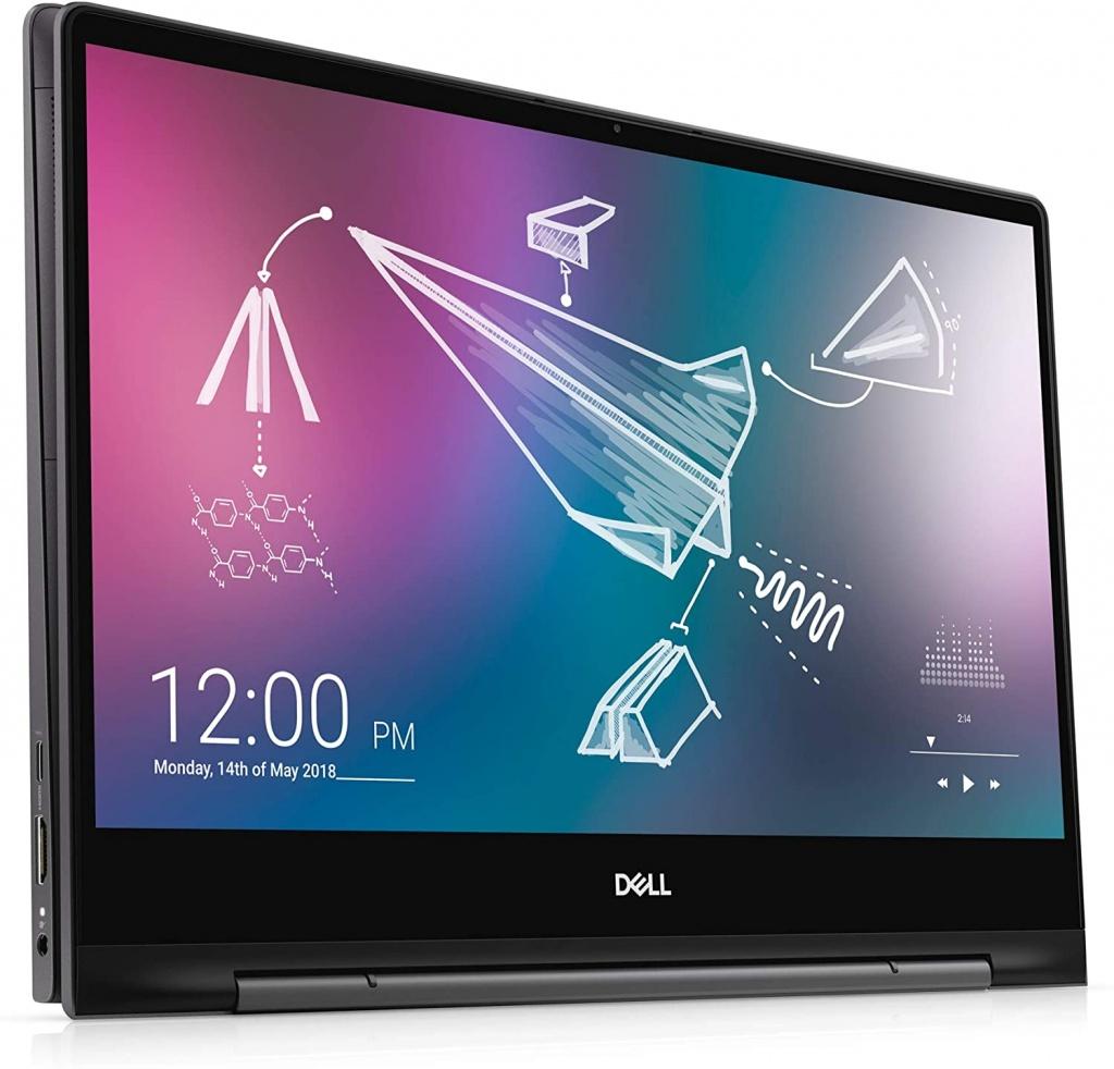 Dell Inspiron 13 2-in-1 7391 Sideways