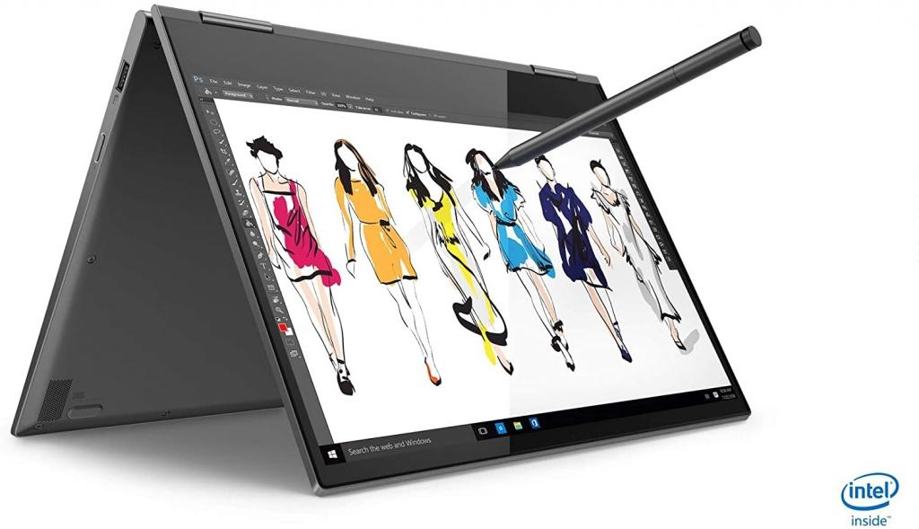Lenovo Yoga 730 use