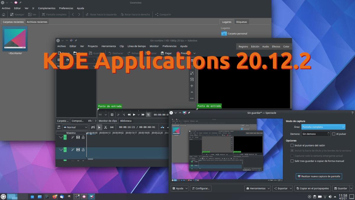KDE Applications 20.12.2