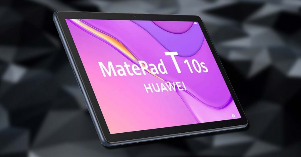 tablet HUAWEI MatePad T10s side