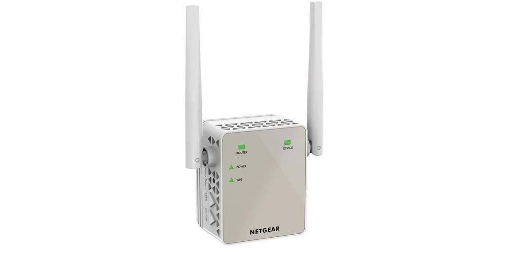 Netgear EX6120 repeater