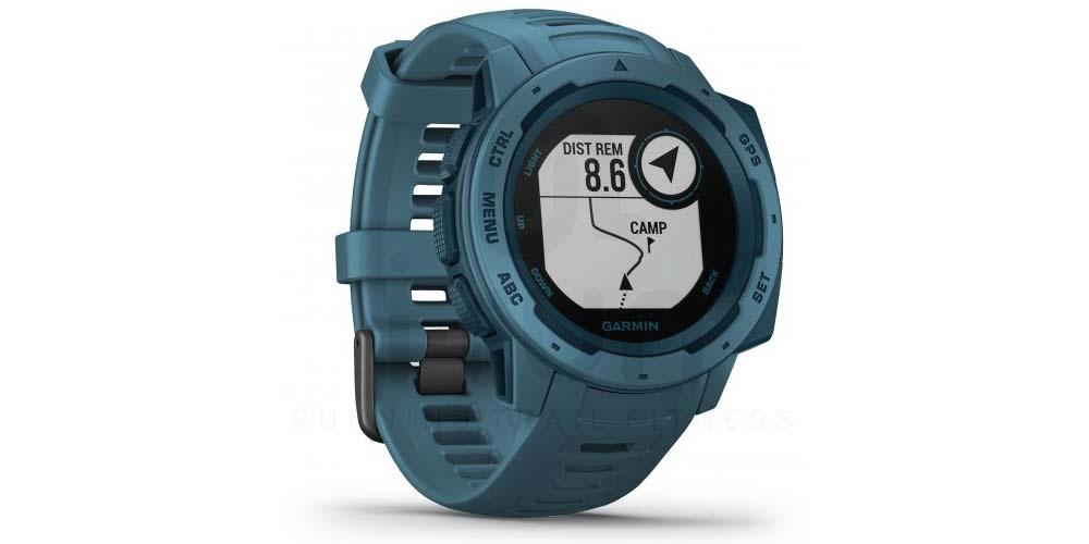 Garmin Instinct smartwatch display