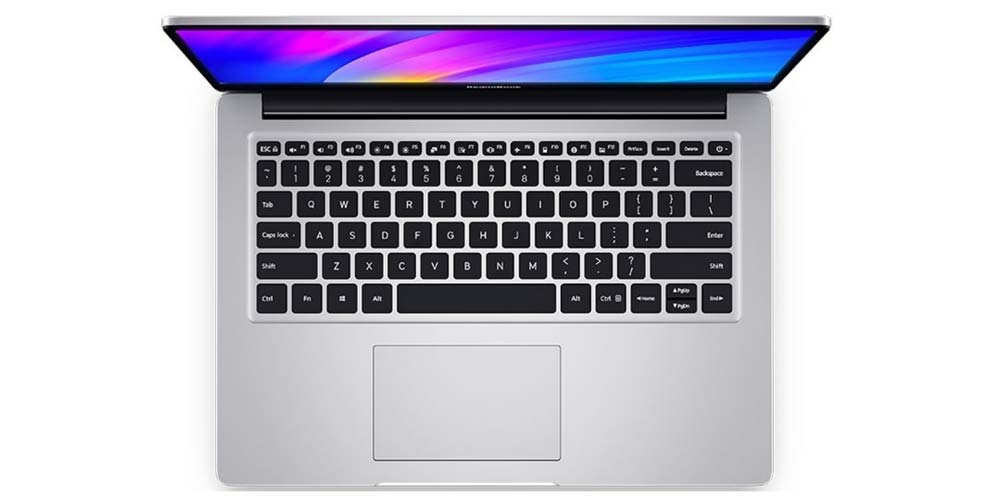 Xiaomi RedmiBook 14 laptop keyboard
