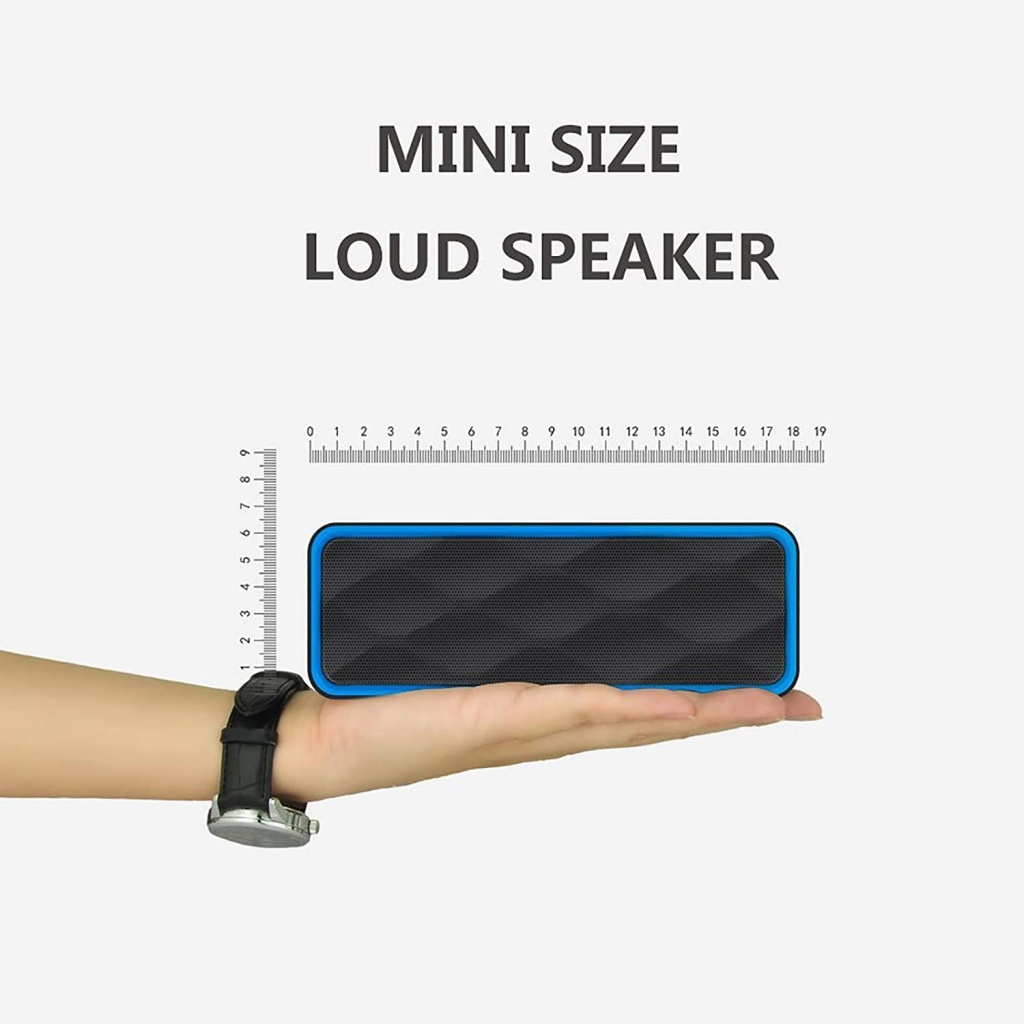 Aigoss Bluetooth Speaker