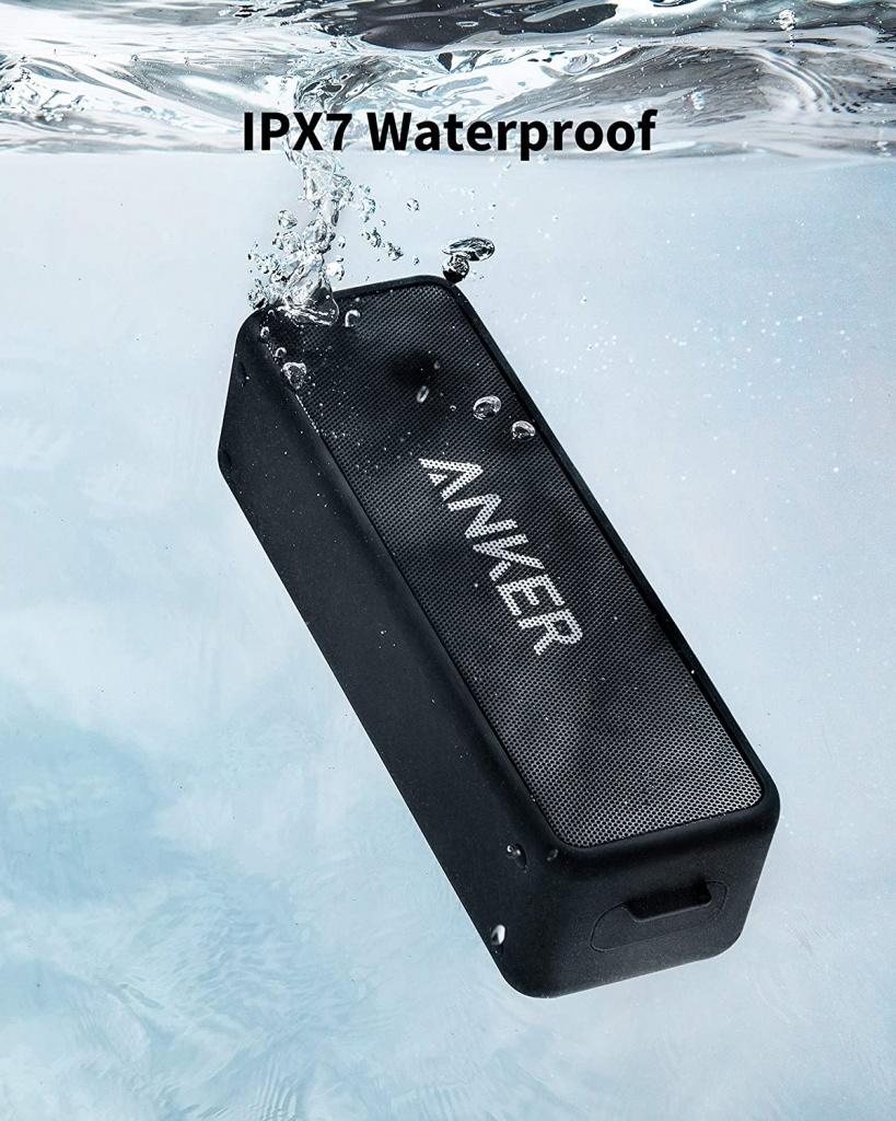 Anker SoundCore 2 Wireless Bluetooth Speaker