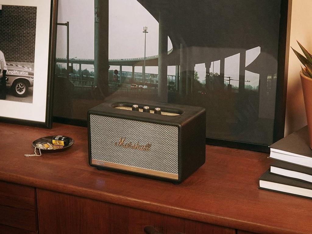 Marshall Acton II 2 Voice Bedside Speaker
