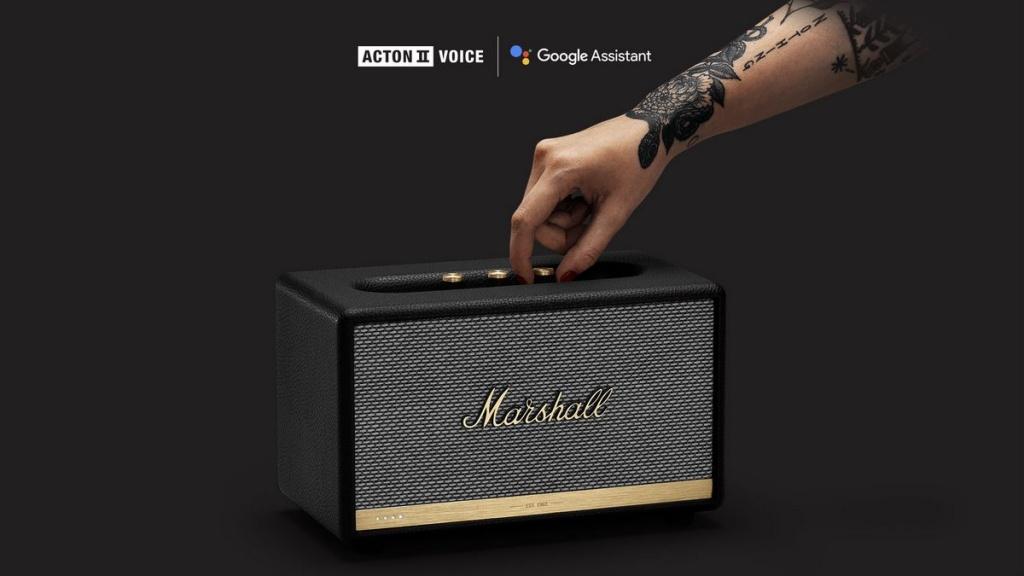 Marshall Acton II 2 Voice Speaker