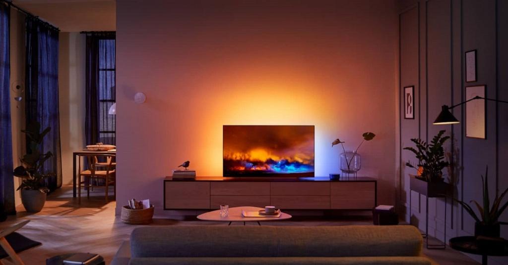 Philips Smart TV 55OLED804 / 12