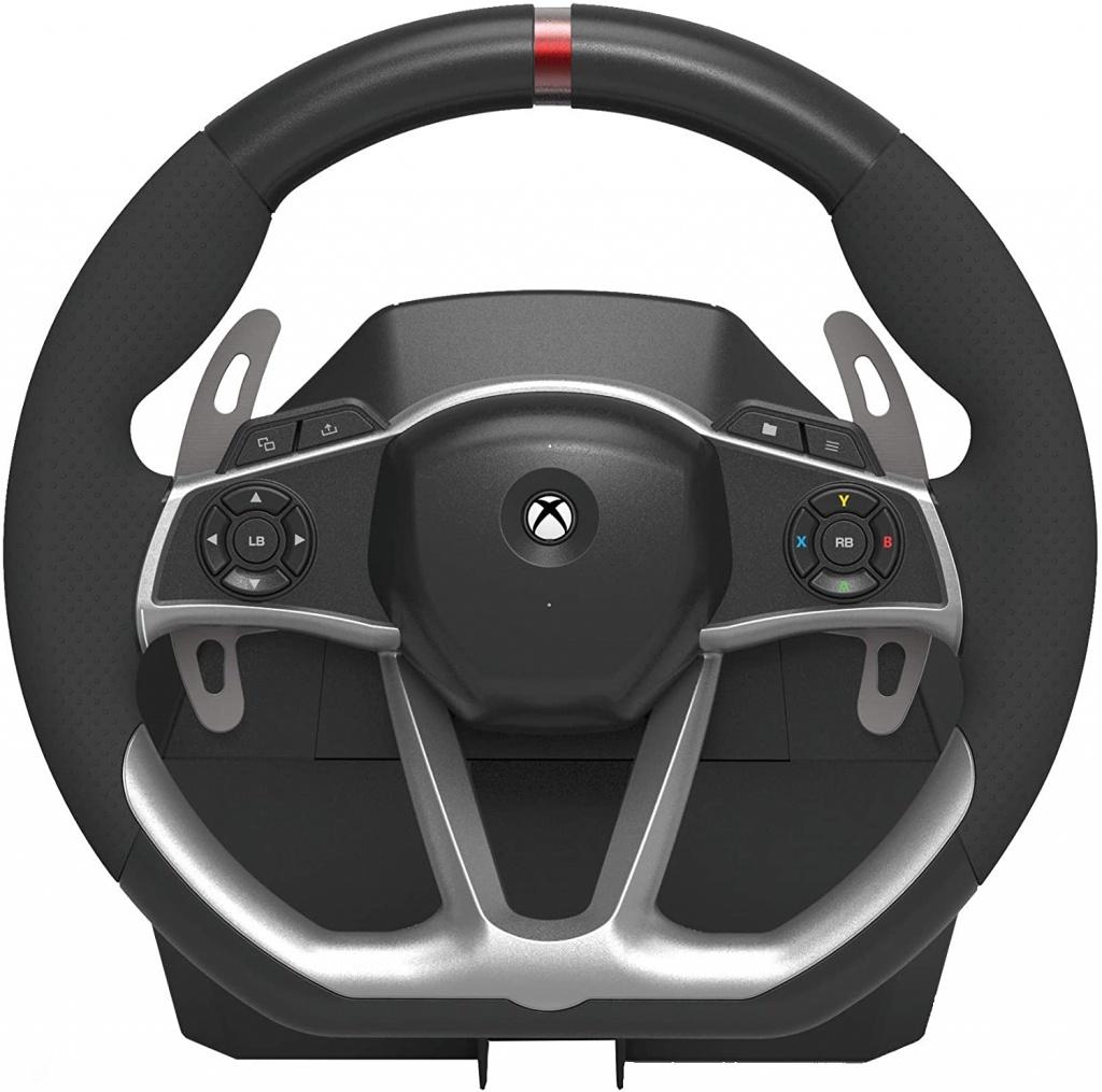 Steering Wheel for Xbox Series X HORI Force Feedback DLX