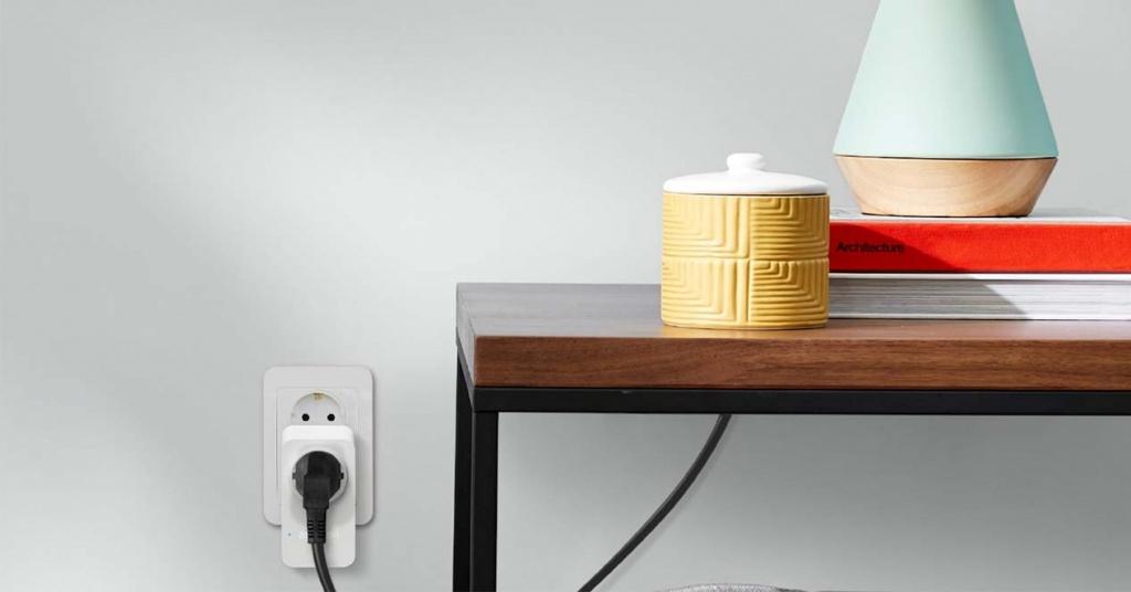 Smart Plug Amazon Smart Plug in the Wall